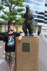 Fan de Godzilla