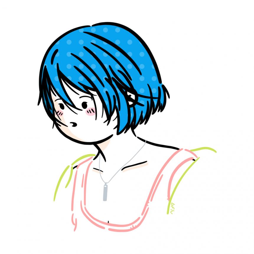 Cute Girls - Aoko